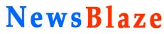 NewsBlaze logo
