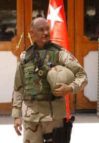 U.S. Army Col. James H. Coffman Jr. awarded Distinguished Service Cross