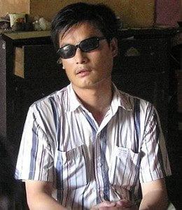 Chen Guangcheng.