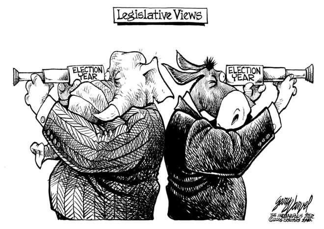 Editorial Cartoons by Gary Varvel - gv0104d - 04 January 2006