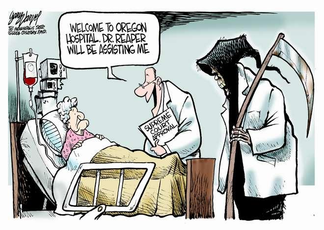 Editorial Cartoons by Gary Varvel - gv0118c - 18 January 2006