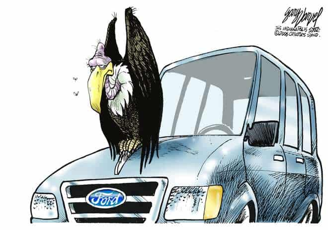 Editorial Cartoons by Gary Varvel - gv0124c - 24 January 2006
