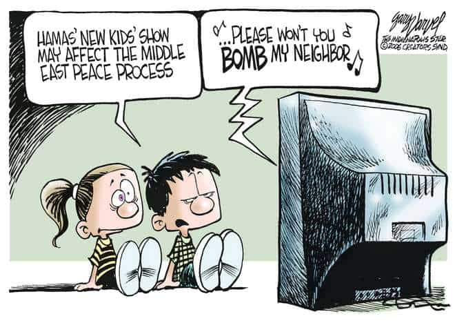 Editorial Cartoons by Gary Varvel - gv0126c - 26 January 2006