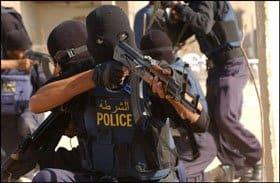 iraq police