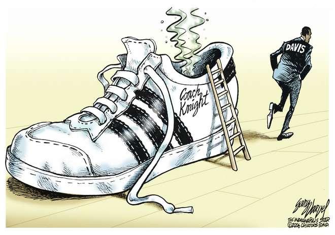Editorial Cartoons by Gary Varvel - gv0217c - 17 February 2006