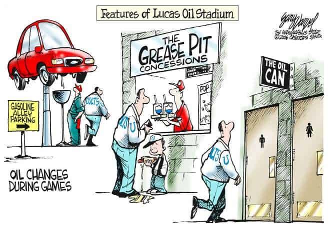 Editorial Cartoons by Gary Varvel - gv0302c - 02 March 2006