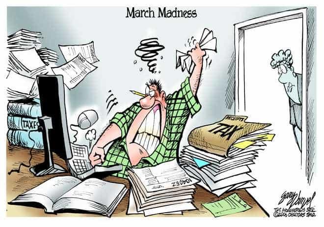Editorial Cartoons by Gary Varvel - gv0306c - 06 March 2006