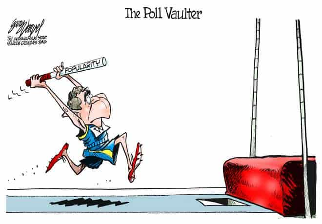 Editorial Cartoons by Gary Varvel - gv0313ac - 13 March 2006