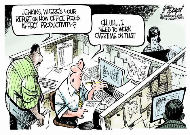 Editorial Cartoons by Gary Varvel - gv0314c - 14 March 2006