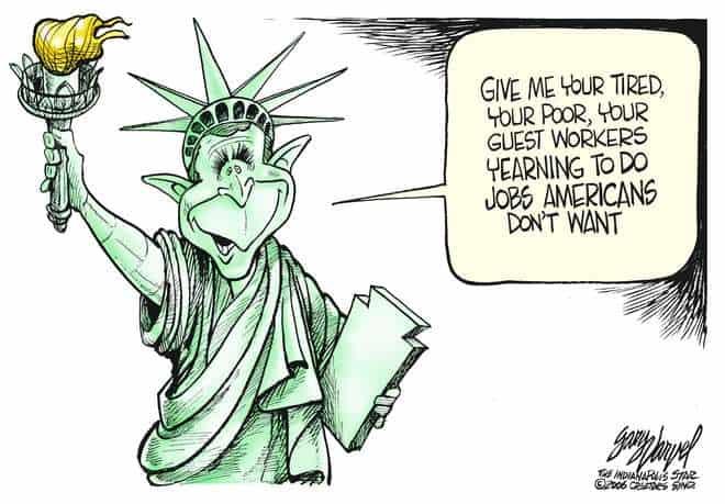 Editorial Cartoons by Gary Varvel - gv0328c - 28 March 2006