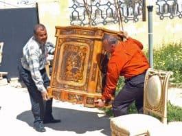 returning iraqi antiques