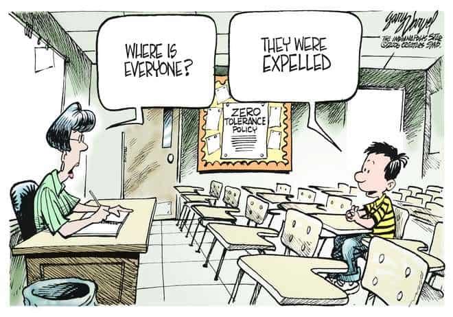 Editorial Cartoons by Gary Varvel - gv0410bc - 10 April 2006