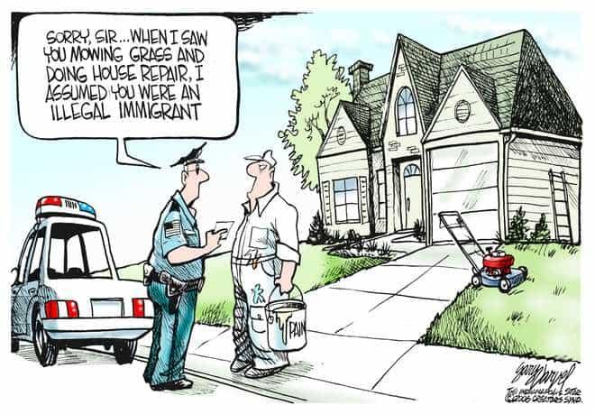 Editorial Cartoons by Gary Varvel - gv0417bc - 17 April 2006