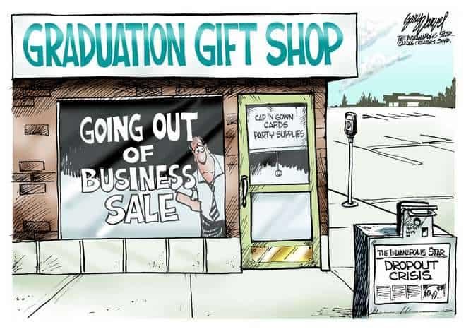 Editorial Cartoons by Gary Varvel - gv0424bc - 24 April 2006