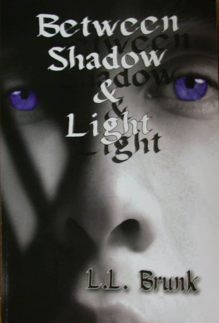 Spc. Leonard Brunk, author of Between Shadow and Light