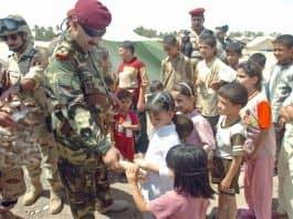 Iraqi army Brig. Gen. Essa.