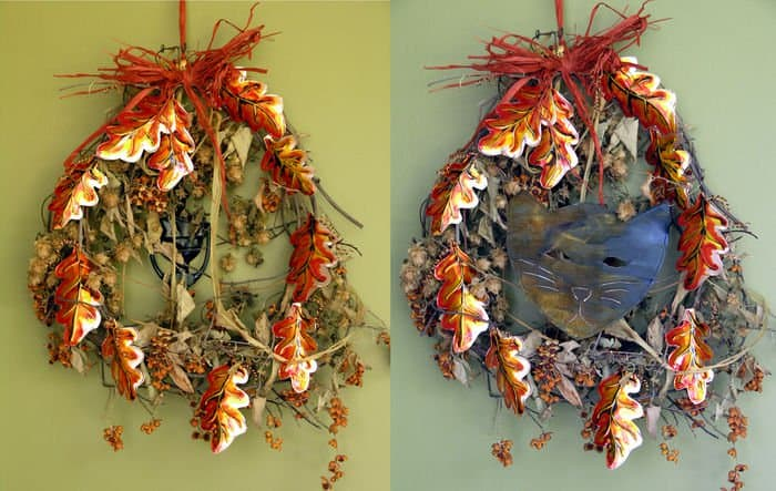 docorative wreath