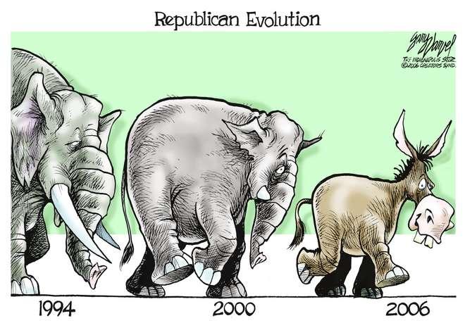 Editorial Cartoons by Gary Varvel - gv0505c - 05 May 2006