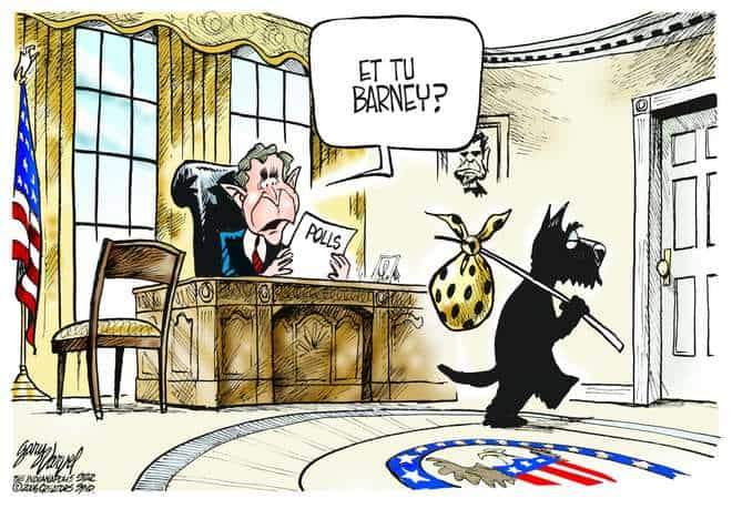 Editorial Cartoons by Gary Varvel - gv0511c - 11 May 2006