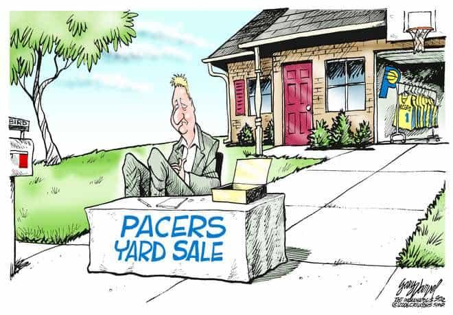 Editorial Cartoons by Gary Varvel - gv0512c - 12 May 2006