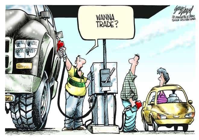 Editorial Cartoons by Gary Varvel - gv0516c - 16 May 2006