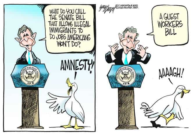 Editorial Cartoons by Gary Varvel - gv0530c - 30 May 2006