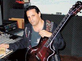 Guitarist and lead singer, Timothy John Ramirez