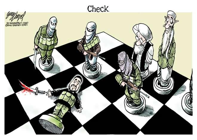 Editorial Cartoons by Gary Varvel - gv0609c - 09 June 2006