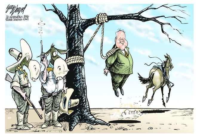 Editorial Cartoons by Gary Varvel - gv0614c - 14 June 2006