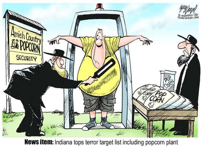 Editorial Cartoons by Gary Varvel - gv0714cd - 14 July 2006