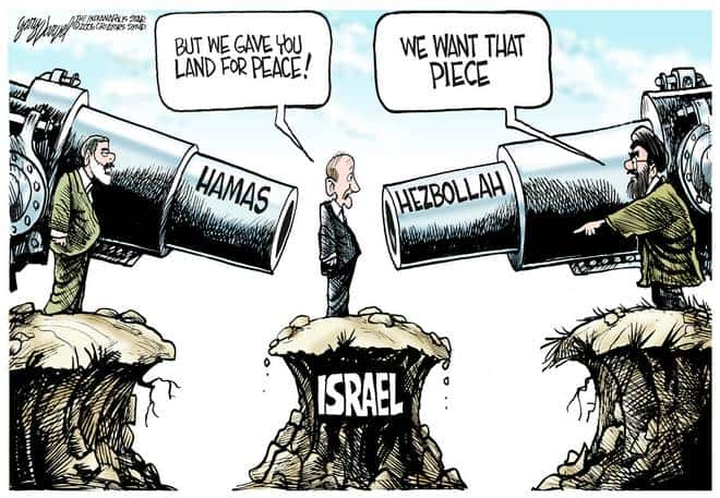 Editorial Cartoons by Gary Varvel - gv0717cd - 17 July 2006