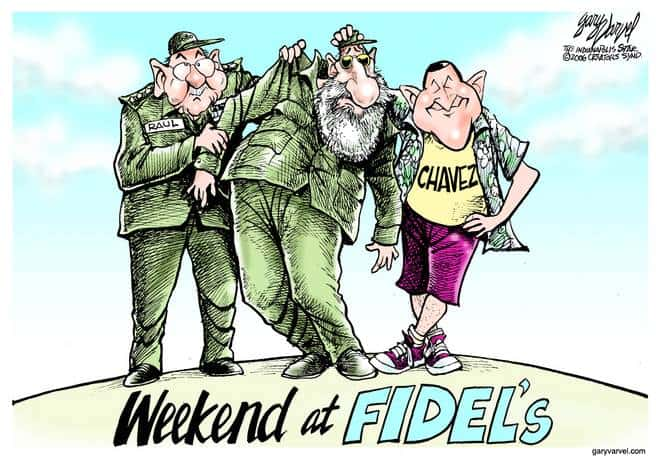 Editorial Cartoons by Gary Varvel - gv0803cd - 03 August 2006