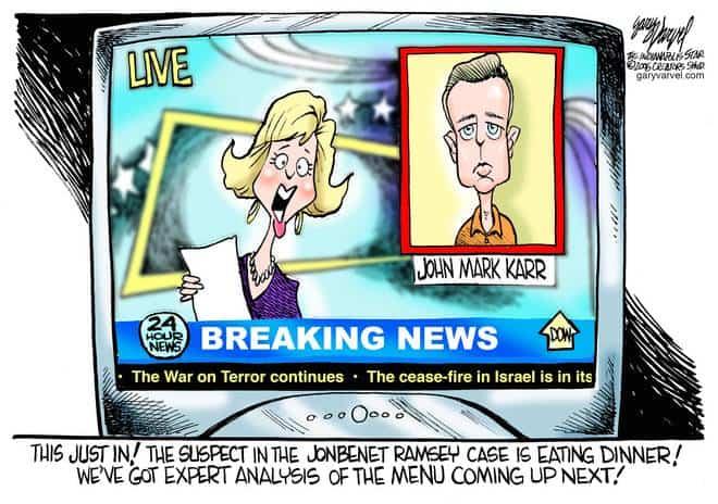 Editorial Cartoons by Gary Varvel - gv0823cd - 23 August 2006