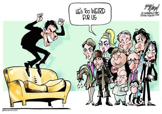 Editorial Cartoons by Gary Varvel - gv0825cd - 25 August 2006