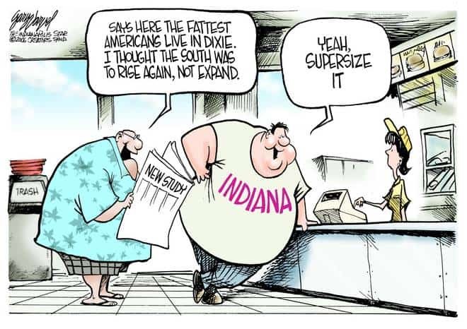 Editorial Cartoons by Gary Varvel - gv0831bcd - 31 August 2006