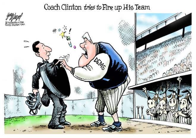 Editorial Cartoons by Gary Varvel - gv0927cd - 27 September 2006