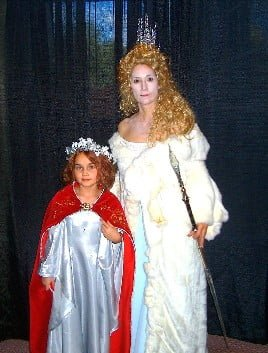 Deborah Smith Ford, as Jadis, Queen of Narni