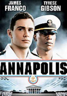 Annapolis DVD Cover