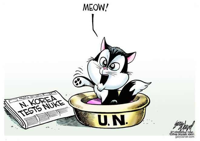 Editorial Cartoons by Gary Varvel - gv1010cd - 10 October 2006