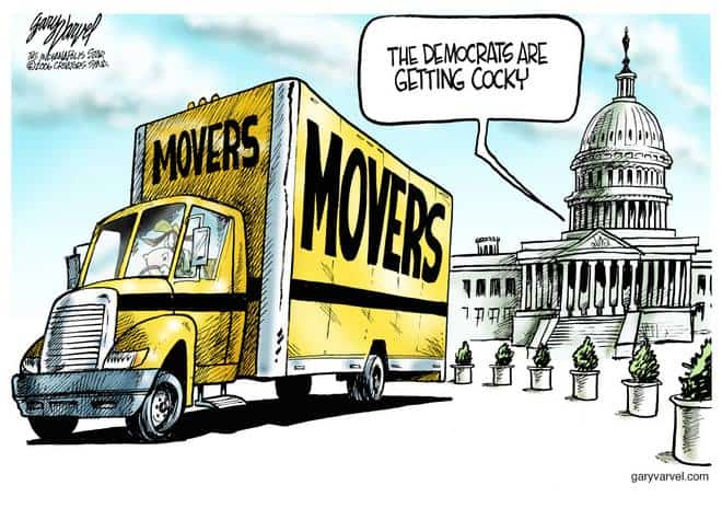 Editorial Cartoons by Gary Varvel - gv1026cd - 26 October 2006