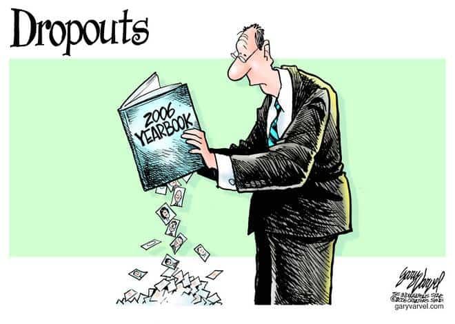 Editorial Cartoons by Gary Varvel - gv1030bcd - 30 October 2006