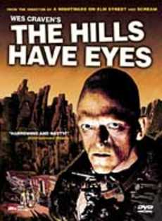 Original Hills Have Eyes Poster