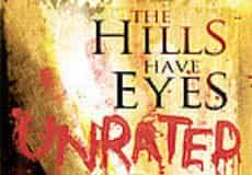 The Hills Have Eyes Remake DVD Cover