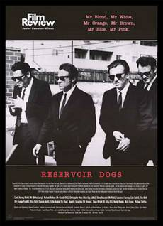 Resevoir Dogs Poster