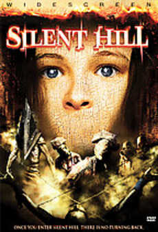 Silent Hill DVD Cover