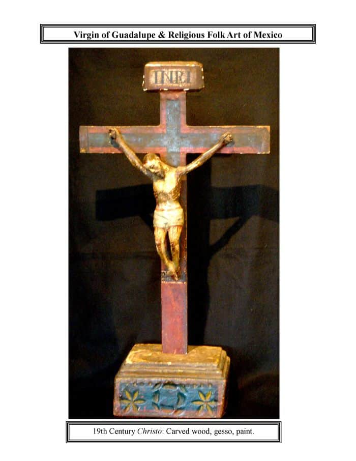 virgin of guadalupe crucifix
