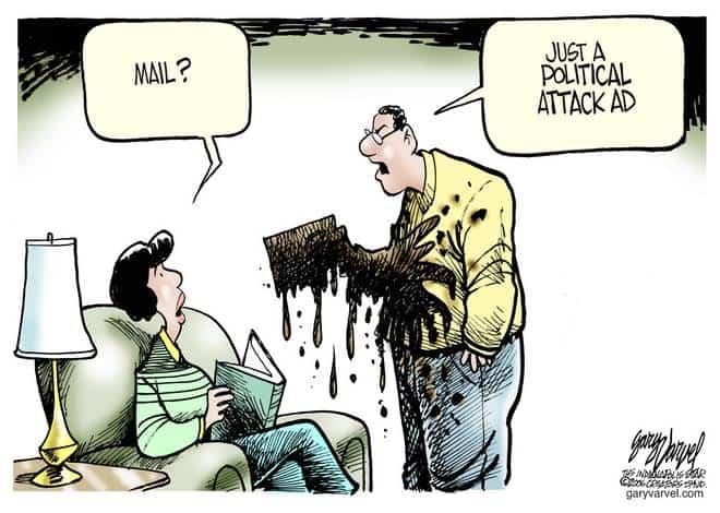Editorial Cartoons by Gary Varvel - gv1103cd - 03 November 2006