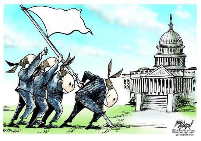 Editorial Cartoons by Gary Varvel - gv1114cd - 14 November 2006