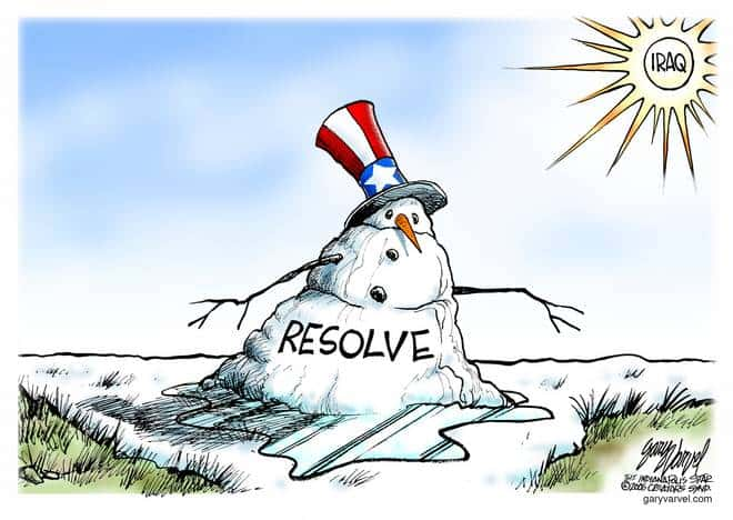 Editorial Cartoons by Gary Varvel - gv1210cd - 10 December 2006