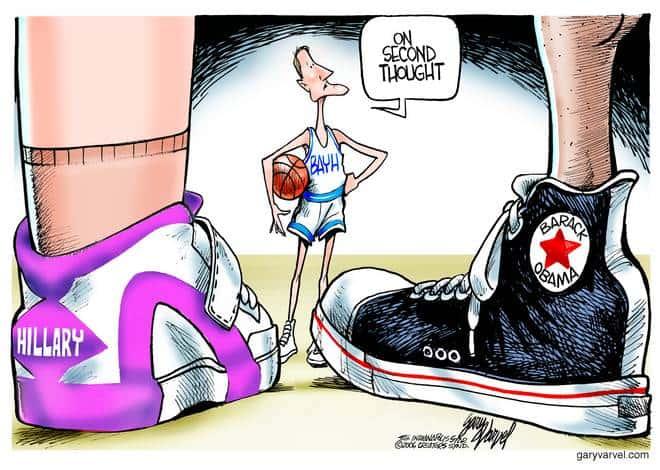 Editorial Cartoons by Gary Varvel - gv1219cd - 19 December 2006